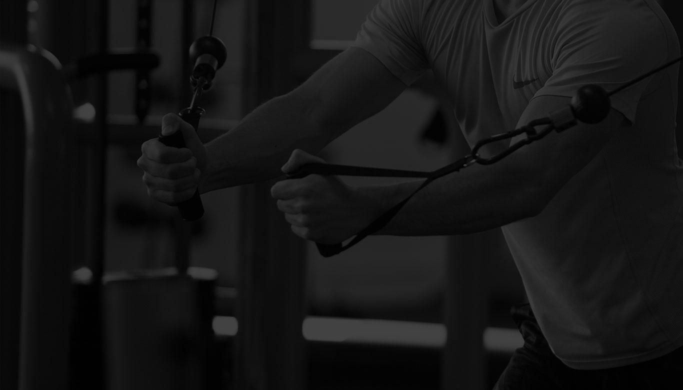Musculação é na Mais Fitness!